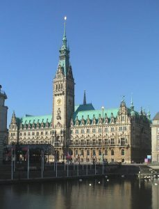 Visit and guided tour of the Hamburger Rathaus (Town Hall) @ Hamburger Rathaus   Hamburg   Hamburg   Deutschland